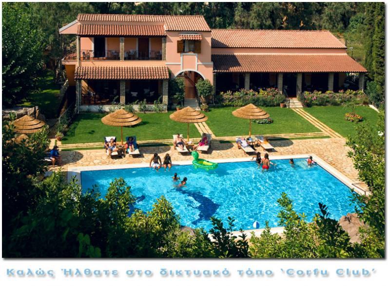Appartementen Corfu Club - Gouvia - Corfu